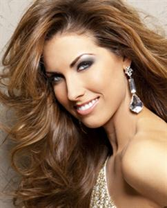 Katherine Webb in Miss USA 2012
