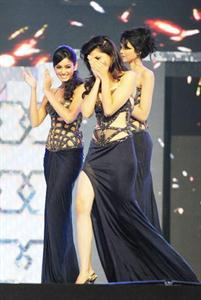 Vanya Mishra winning moment in PFMI 2012